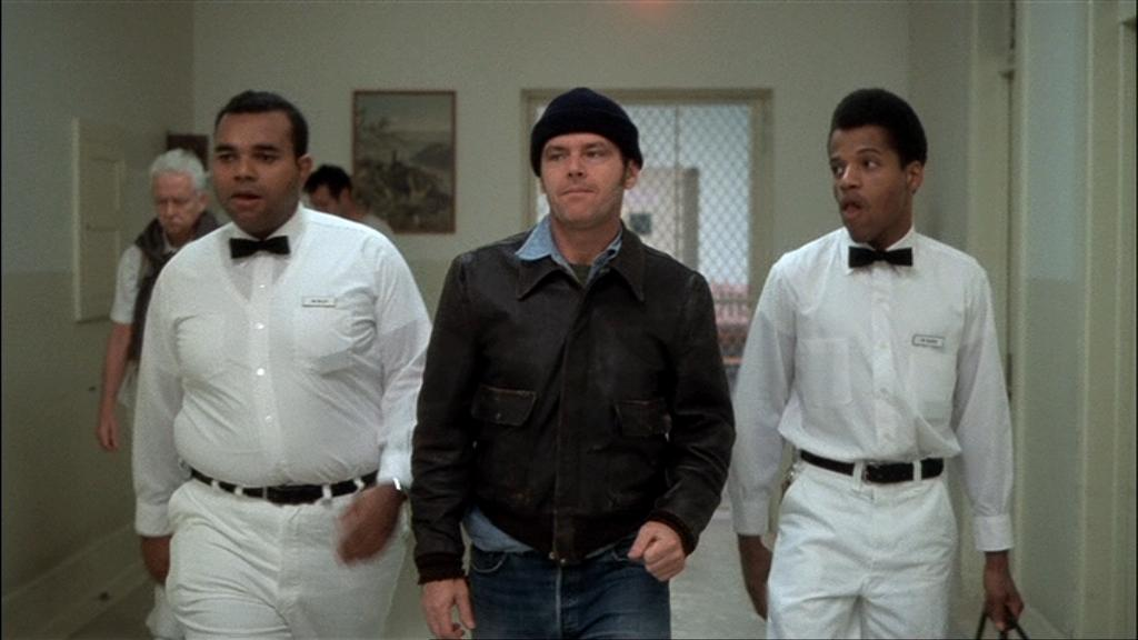 What is a good term paper topic for the book One Flew Over the Cuckoo's Nest?
